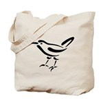 Stylized Wren Tote Bag