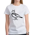Stylized Lark Women's T-Shirt