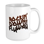 Rockin' Down the Flyway Large Mug