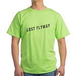 Lost Flyway Green T-Shirt