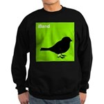iBand (green) Sweatshirt (dark)