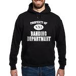 Property of Banding Dept. Hoodie (dark)