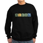 Pisher Elements Sweatshirt (dark)