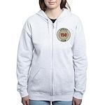 Lifelist Club - 150 Women's Zip Hoodie