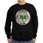 Lifelist Club - 750 Sweatshirt (dark)