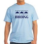 Forecast for Birding Light T-Shirt