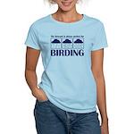 Forecast for Birding Women's Light T-Shirt