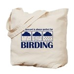 Forecast for Birding Tote Bag