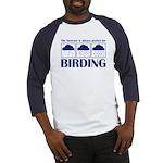 Forecast for Birding Baseball Jersey