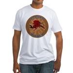 Alaska Birder Fitted T-Shirt