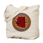 Arizona Birder Tote Bag