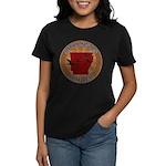 Arkansas Birder Women's Dark T-Shirt