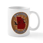 Georgia Birder Mug