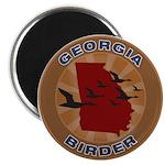 Georgia Birder Magnet