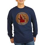 Idaho Birder Long Sleeve Dark T-Shirt