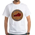 Kentucky Birder White T-Shirt