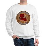 Louisiana Birder Sweatshirt