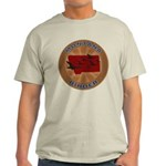Montana Birder Light T-Shirt