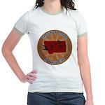 Montana Birder Jr. Ringer T-Shirt