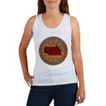Nebraska Birder Women's Tank Top