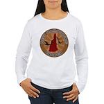 New Hampshire Birder Women's Long Sleeve T-Shirt