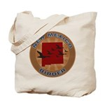 New Mexico Birder Tote Bag