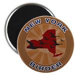 New York Birder Magnet