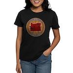 Oregon Birder Women's Dark T-Shirt