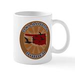 Oklahoma Birder Mug