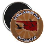 Oklahoma Birder Magnet