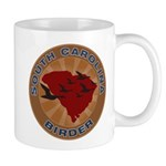South Carolina Birder Mug