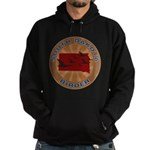 South Dakota Birder Hoodie (dark)