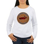 Tennessee Birder Women's Long Sleeve T-Shirt
