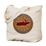 Tennessee Birder Tote Bag