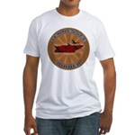 Tennessee Birder Fitted T-Shirt