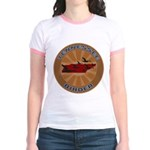 Tennessee Birder Jr. Ringer T-Shirt