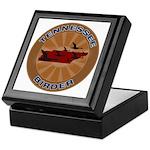 Tennessee Birder Keepsake Box