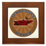 Tennessee Birder Framed Tile