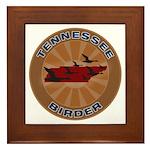 Tennessee Birder Framed Tile
