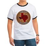 Texas Birder Ringer T