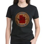 Utah Birder Women's Dark T-Shirt