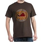 Virginia Birder Dark T-Shirt