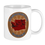 Washington Birder Mug