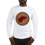 West Virginia Birder Long Sleeve T-Shirt