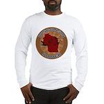 Wisconsin Birder Long Sleeve T-Shirt
