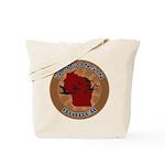 Wisconsin Birder Tote Bag