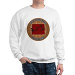 Wyoming Birder Sweatshirt