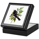 Rose-breasted Grosbeak Keepsake Box