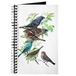 Grosbeaks & Buntings Journal