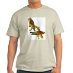 Red-shouldered Hawk Light T-Shirt